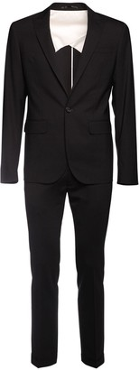 DSQUARED2 Tokyo Fit Cool Wool Suit