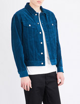 Stussy Trucker corduroy cotton jacket
