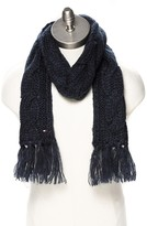 Tommy Hilfiger Cableknit Scarf