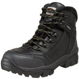 Avenger Safety Footwear Avenger 7245 Leather Waterproof Comp Toe No Exposed Metal EH Work Boot