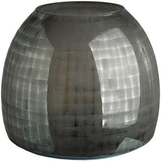 Pols Potten Checkered Grey Vase