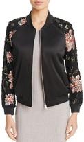 Endless Rose Floral Sequin Bomber Jacket - 100% Bloomingdale's Exclusive