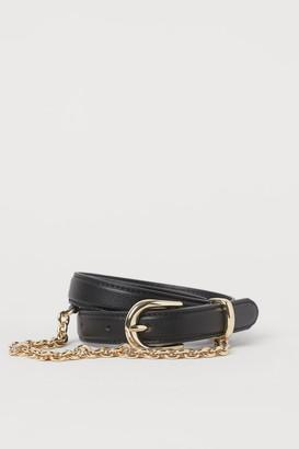 H&M Chain-detail Waist Belt