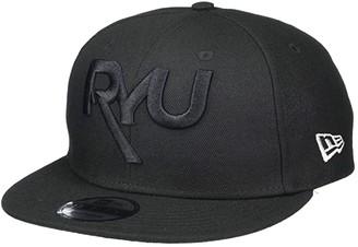 Ryu 9Fifty Snapback (Black) Baseball Caps