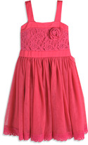 Pumpkin Patch Party Princess Lace Tulle Layer Dress