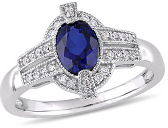 Rina Limor Fine Jewelry 10K 1.52 Ct. Tw. Diamond & Gemstone Ring