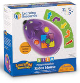 Learning Resources Programmable Robot Mouse Set