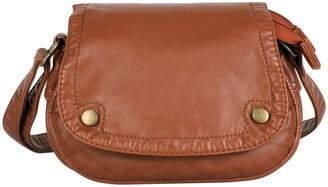 Hanson Karla Charlotte Pre-Washed Compact Messenger Bag