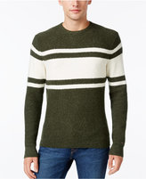 Tommy Hilfiger Men's Mizner Striped Crew-Neck Sweater
