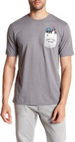 Travis Mathew Don't Tell My Wife Pocket Graphic Tee
