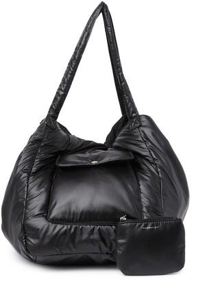 Madden-Girl Puffer Tote Bag