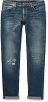 Nudie Jeans - Skinny Lin Selvedge Stretch-Denim Jeans
