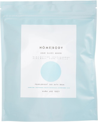 Homebody Home Baked Goods Pearlescent CBD Bath Soak