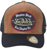 Von Dutch Men's Custom Built Trucker Hat