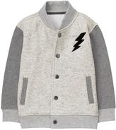 Gymboree Bolt Bomber Jacket