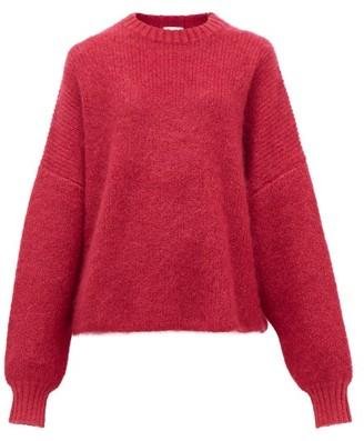 JoosTricot Mohair-blend Sweater - Pink