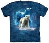 The Mountain Polar Bear Collage T-Shirt
