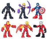 Playskool Heroes Super Hero Adventures Captain America Super Jungle Squad