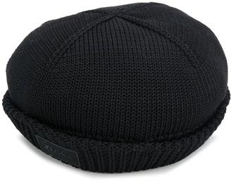 Ermenegildo Zegna Knitted Skull Cap