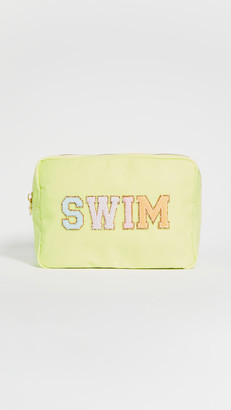 Stoney Clover Lane Lime SWIM Large Pouch