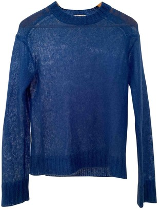 Celine Blue Wool Knitwear for Women