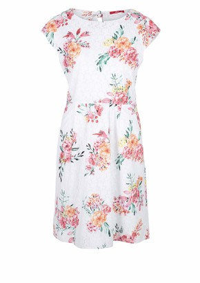 S'Oliver Women's Kleid Cocktail Dress