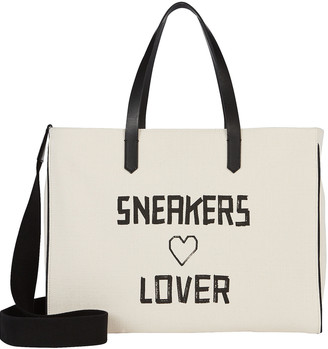 Golden Goose Sneakers Lover East-West California Tote