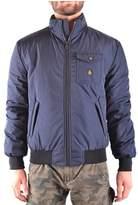 Refrigiwear Men's Blue Polyester Outerwear Jacket.