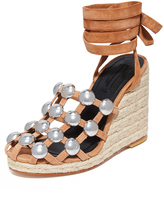 Alexander Wang Taylor Espadrille Wedges