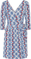 Tart Collections Isabella printed stretch-modal wrap dress