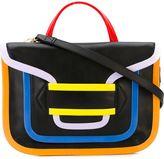 Pierre Hardy 'Alpha Twin' shoulder bag