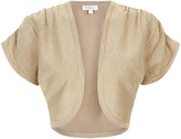 Monsoon Riley Ruched Sleeve Shrug