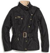 Barbour Matlock Quilted Moto Jacket