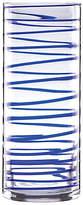 "Kate Spade 10"" Charlotte Street Tall Vase - Blue"