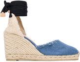 Castaner 'Canela' sandals - women - Cotton/Leather/rubber - 41