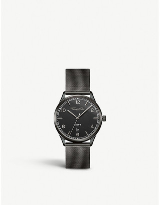 Thomas Sabo WA0342202203 Code TS ion-plated stainless steel watch