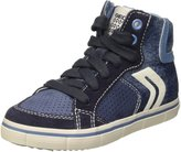Geox Kids J Kiwi B. D High Top Sneakers