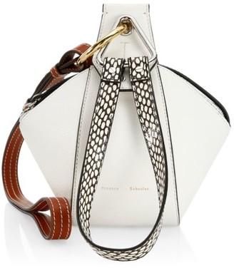 Proenza Schouler Leather Zip Pouch