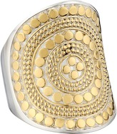 Anna Beck Beaded Saddle Ring
