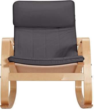 Argos Home Fabric Rocking Chair