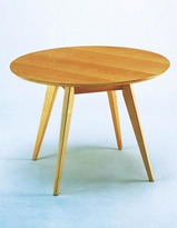 Knoll Risom Round Dining Table