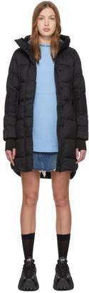 Canada Goose Black Alliston Coat