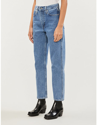 Levi's Made & Crafted The Column organic cotton jeans