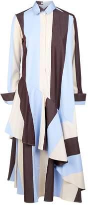 Palmer Harding Palmer/Harding Spicy Stripe Shirt Dress