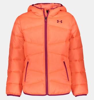 Under Armour Girls' Pre-School UA Prime Puffer Jacket
