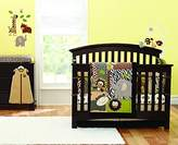 Even Fish Elephant Embroidered 7pcs crib set Baby Bedding Set Crib Bedding Set Girl Boy Nursery Crib Bumper bedding