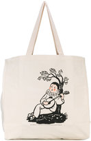 Pam Perks And Mini - Ode To Lazy tote - women - Cotton - One Size