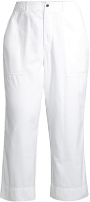 Baacal, Plus Size Sarge Army Wide-Leg Pants