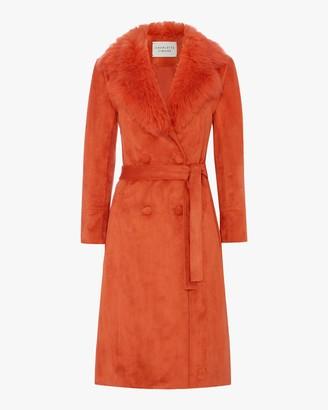 CHARLOTTE SIMONE Carrie Coat