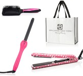 Brilliance New York Pink Lovers Complete Hair Styling 4-Piece Set